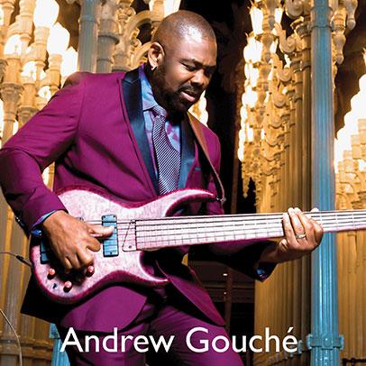 Andrew Gouché
