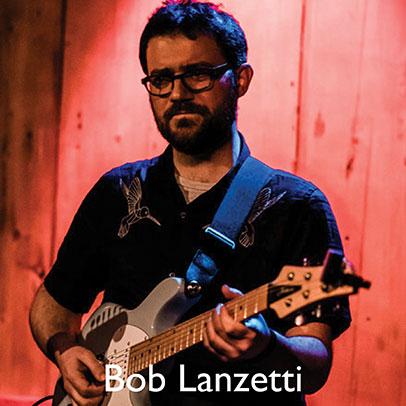 Bob Lanzetti