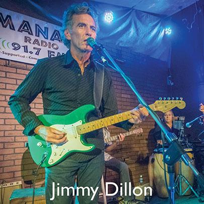 Jimmy Dillon