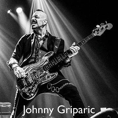 Johnny Griparic