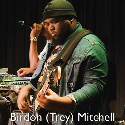 Birdon (Trey) Mitchell