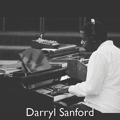 Darryl Sanford