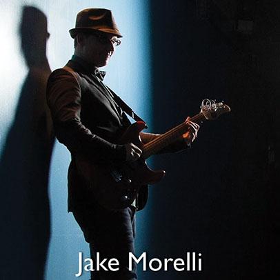 Jake Morelli
