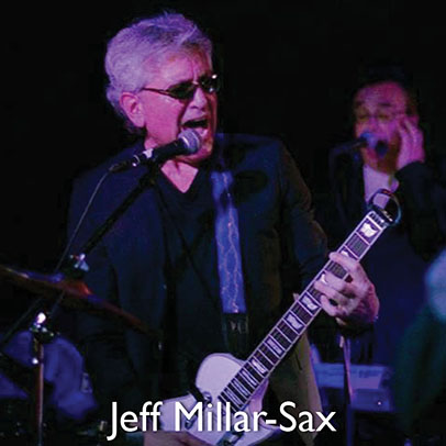 Jeff Millar-Sax