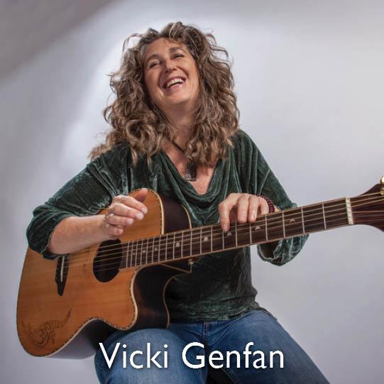 Vicki Genfan